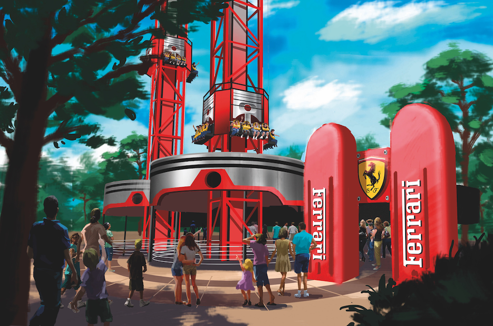 Ferrari Land droptower_140926 R còpia
