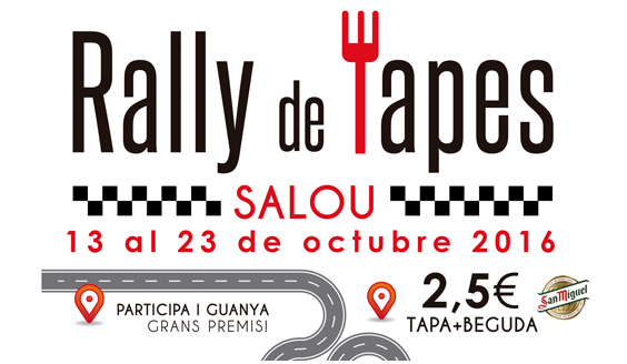 Rally de Tapes 2016 (newsletter)